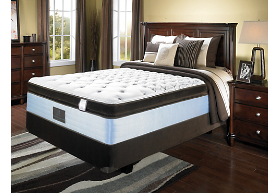 Sealy King Sealy Belfair Plush Euro Pillowtop Mattress