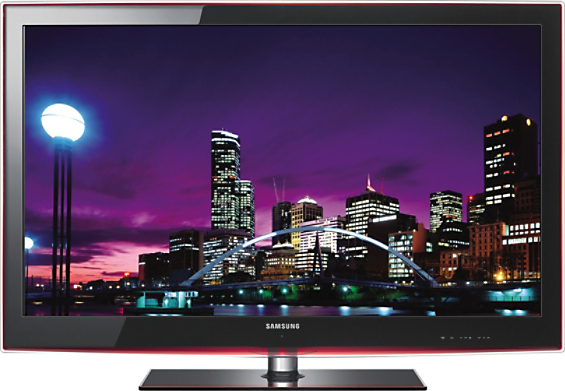 "40"" Samsung 6000 Series 1080p 120Hz LED TV"