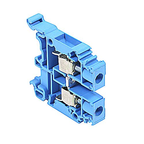 ABB 012511813 M6/8.N TERMINAL BLUE