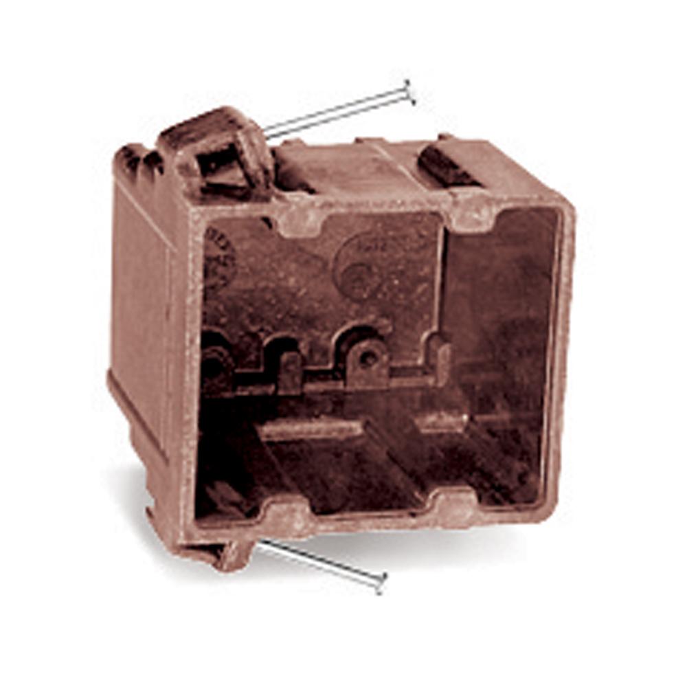 T&B 1072 2 GANG NO BOXES