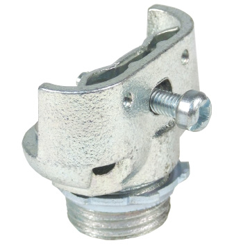 Thomas & Betts 291-TB Malleable Iron Duplex Connector