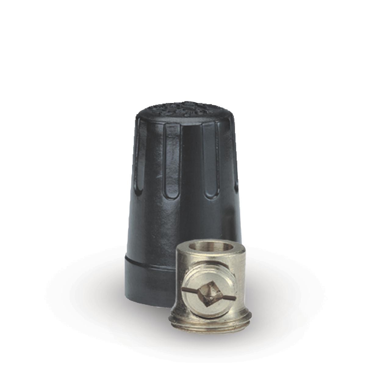 SET SCREW 2P CONN & CAP