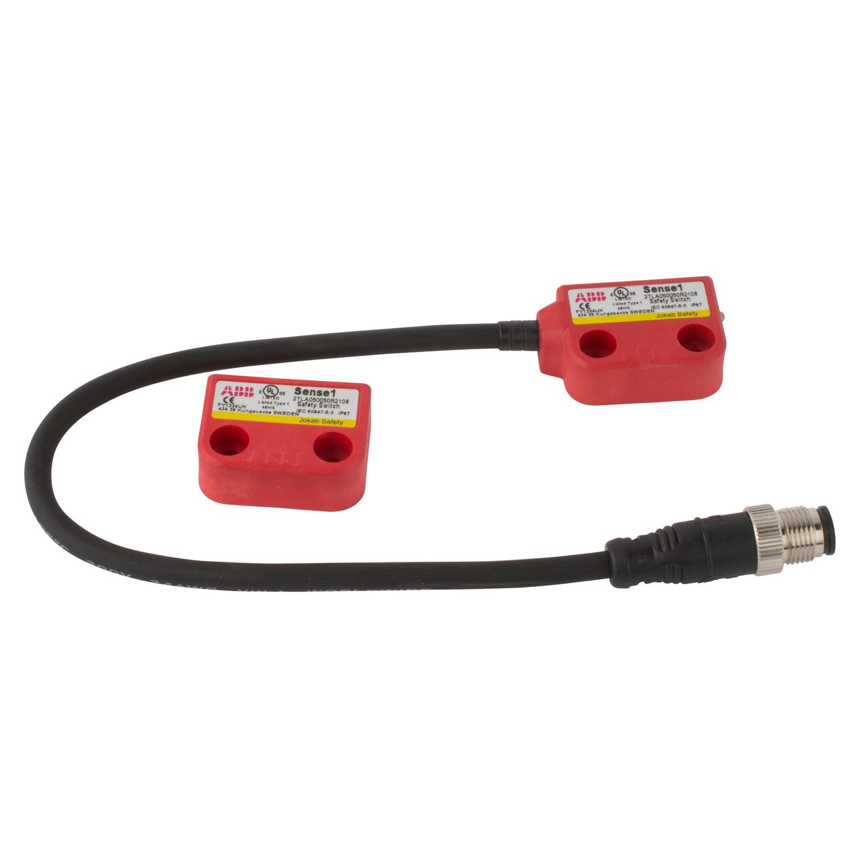 2TLA050050R2108 JOKAB SENSE 1 QC CABLE RT 2NC/1NO LED