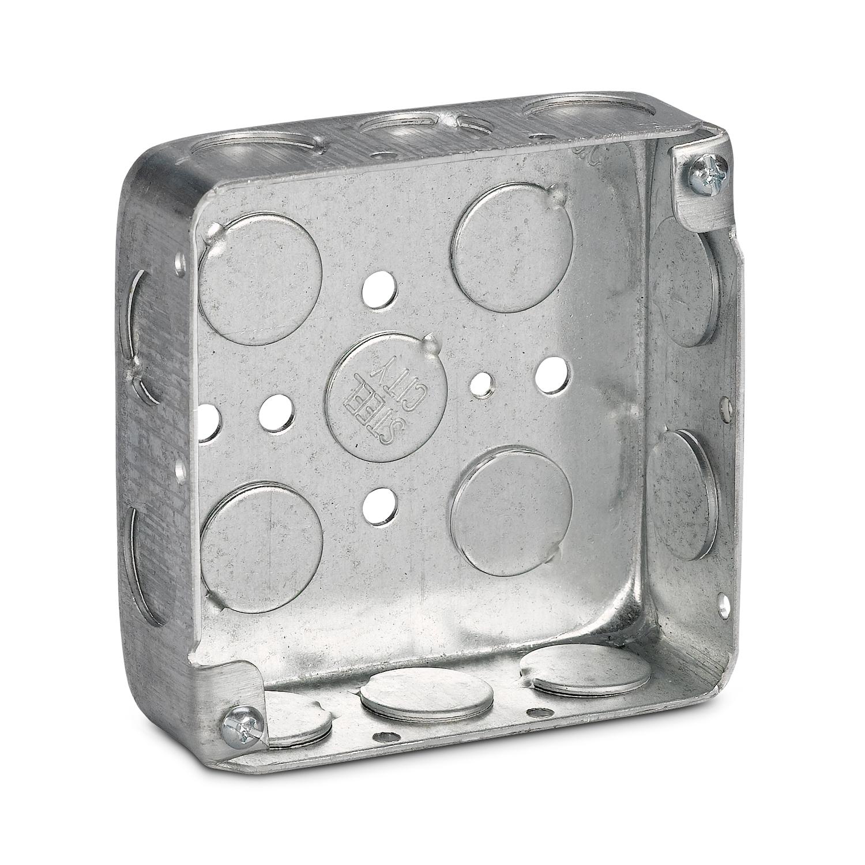 STL-CTY 52141-1/2 4SQ 1-1/4D BOX(BOX/50)