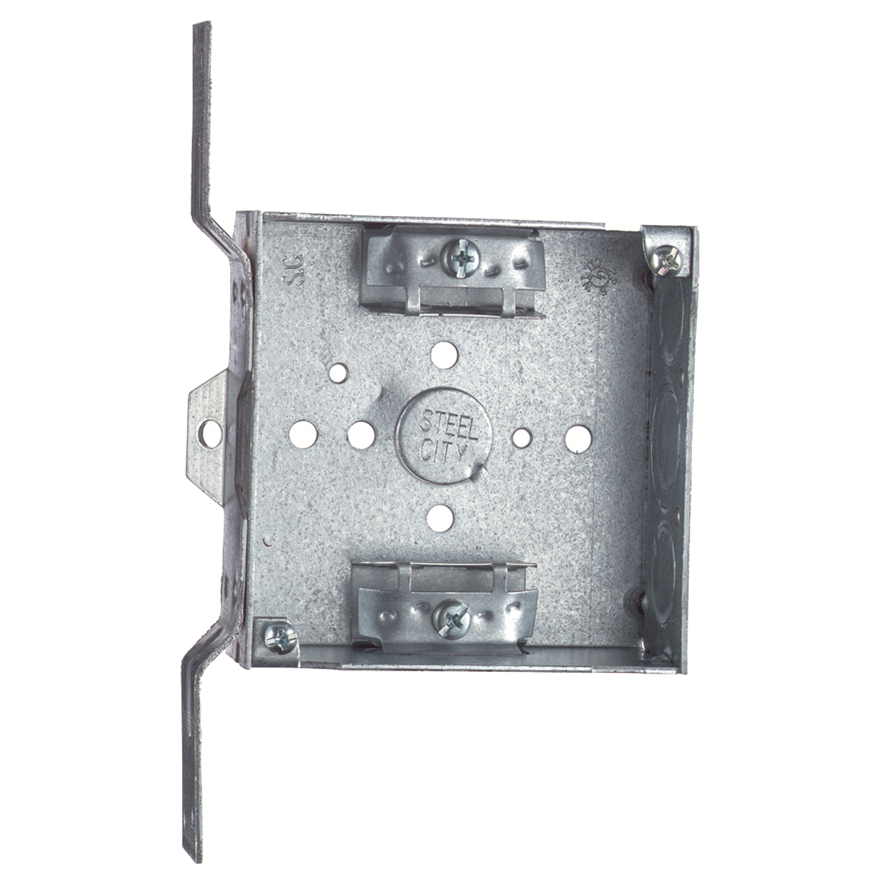 Metallic Outlet Boxes | United Electric