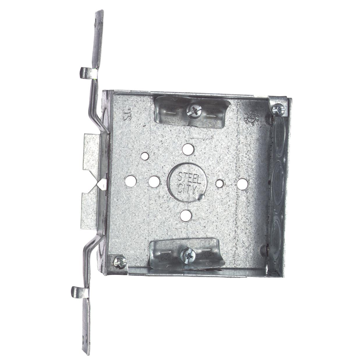 T&B 52151-VN 4 SQBX,STL,21CU,1/2&3/4E-KO SC-BRK