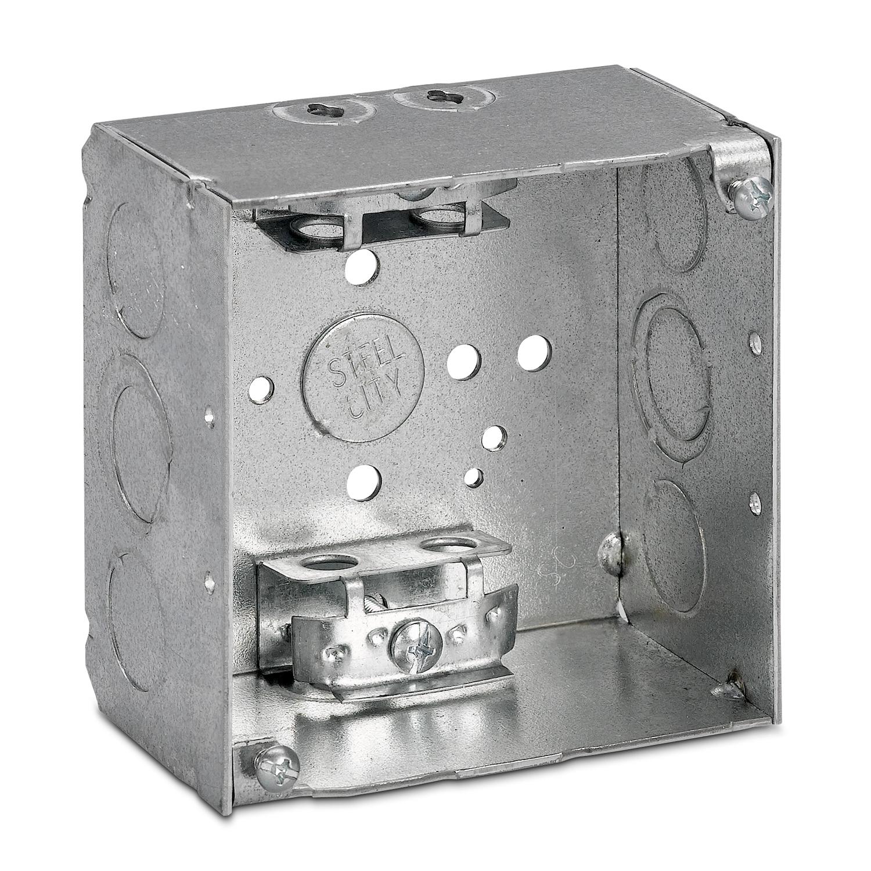 STL-CTY 52171-X SQ BOX 30.3C 1/23/4E-KO STL ARMCBL