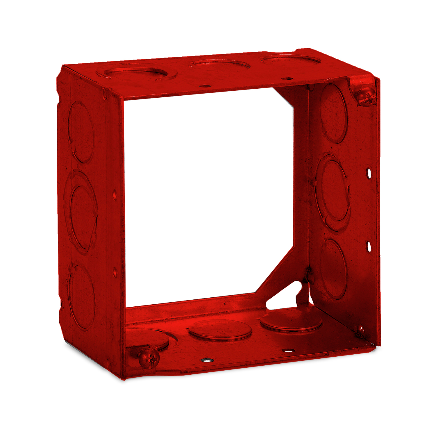 2-1/8 INDEEP 4-SQ RED EXT RING