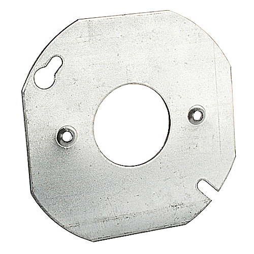 Steel City 5401-LR 4 In Flat Single Receptacle Cover