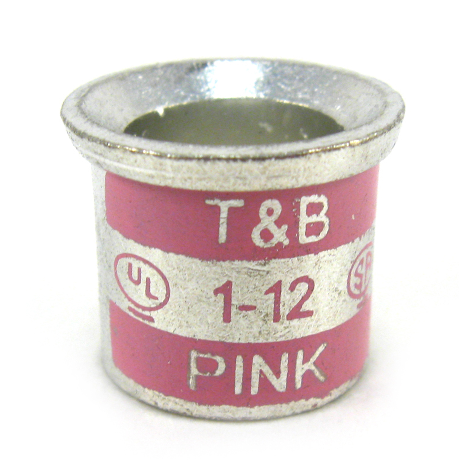 T&B 54630 4AWG PINK COP CRIMP CONN