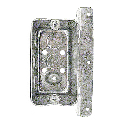 Steel City 58371-T-1/2  Handy Box with Bracket