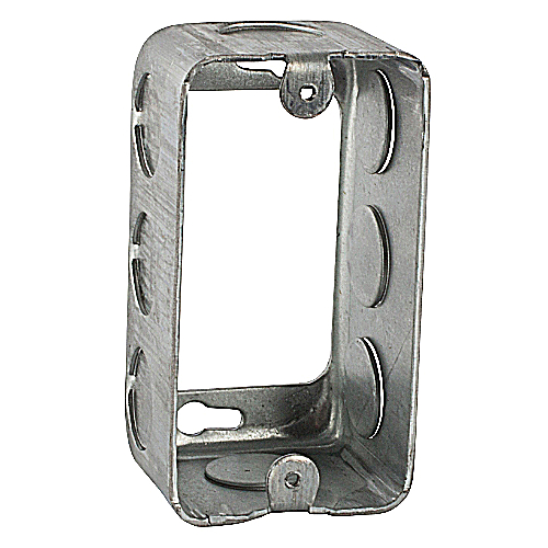 Steel City 59361-1/2 Handy / Utility Box Extension Ring; 1/2 In Knockouts