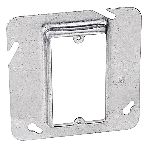Steel City 72-C-14 - 4-11/16 in. Square Box Device Cover
