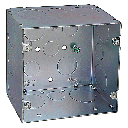 82181-12-1 STL-CTY 5-SQUARE BOX 1/2