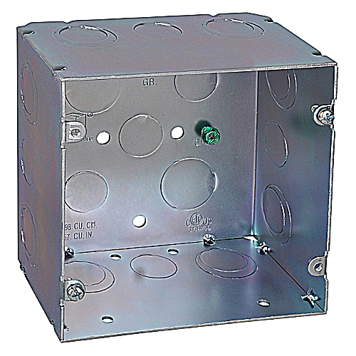 82181-1234 SC-KIND 5-SQUARE BOX 1/2