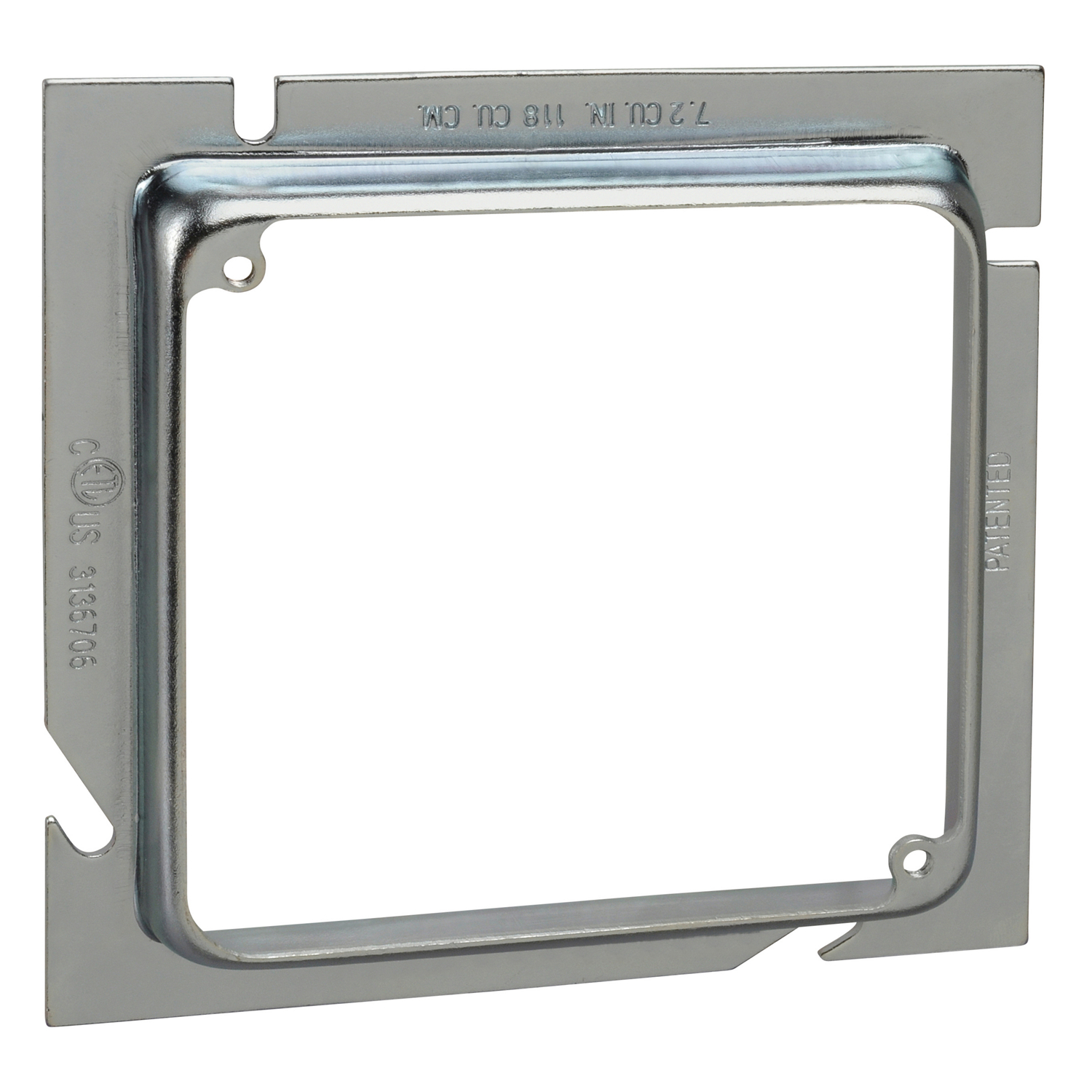 5-SQ X 4-SQ EXT RING 1/2-IN