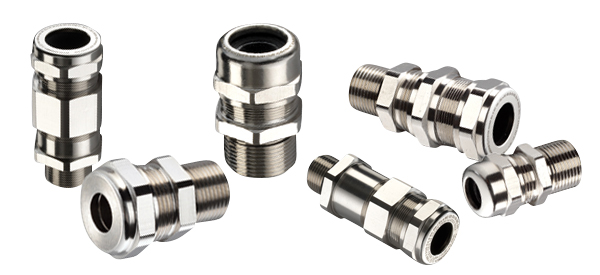 Non Armoured Cable : Armored non cable glands