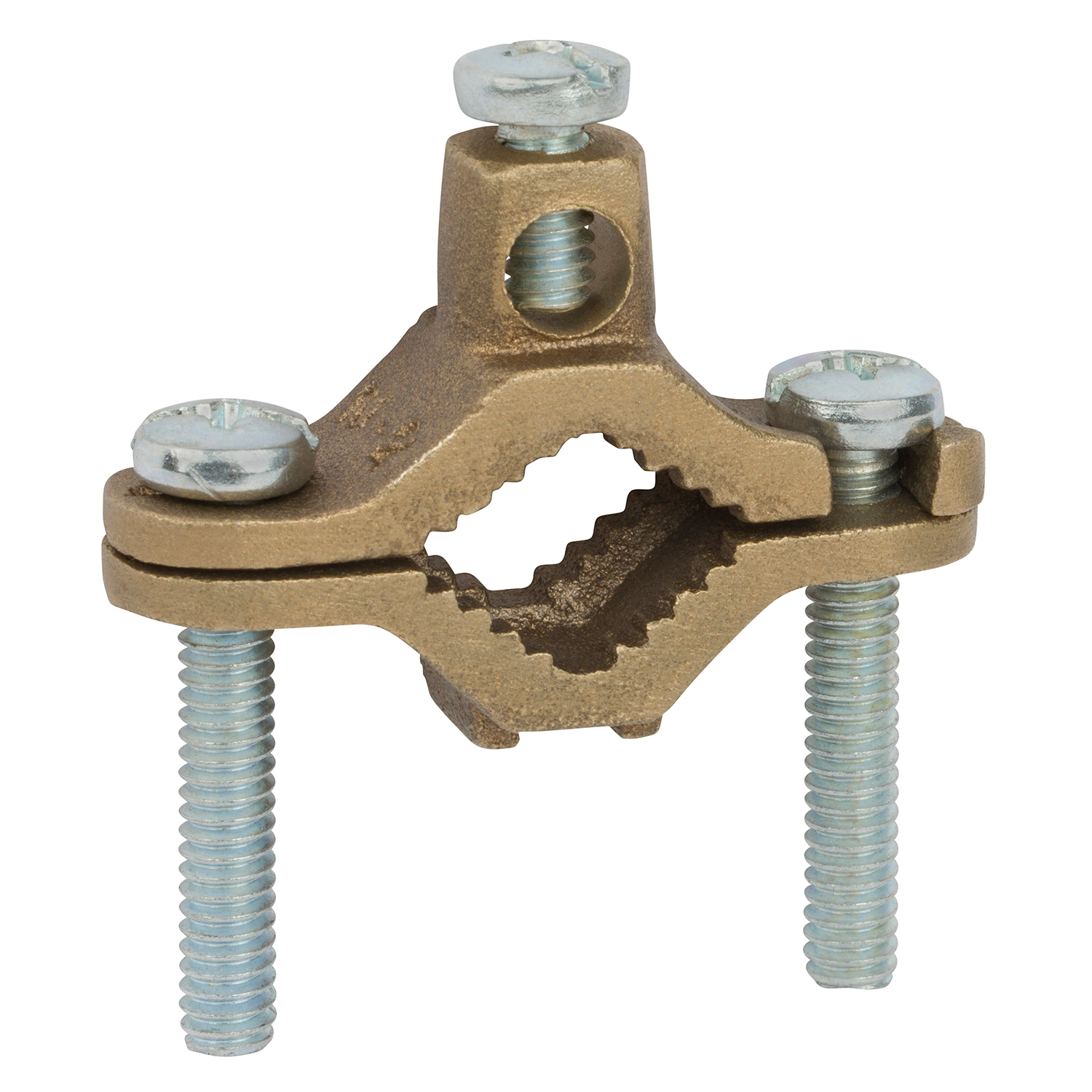 Ground rods united electric blaj cast bronze ground clamp for wire range 10 2 water pipe size 1 keyboard keysfo Images