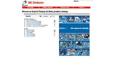 thomas and betts catalog pdf