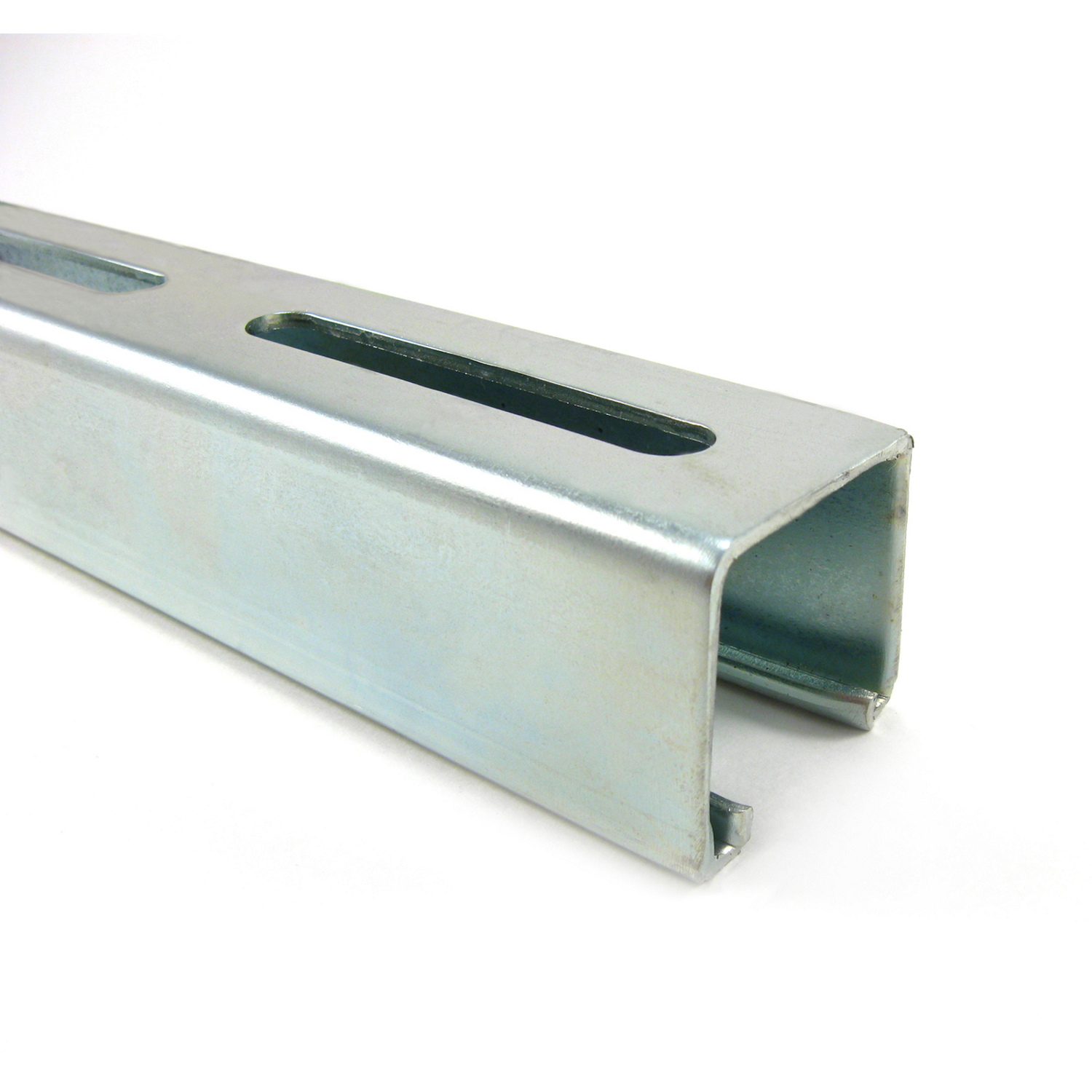 Superstrut B1400S-10PG 10' 14 ga. Steel Channel w/ Pre-Galvanized finish - Slotted