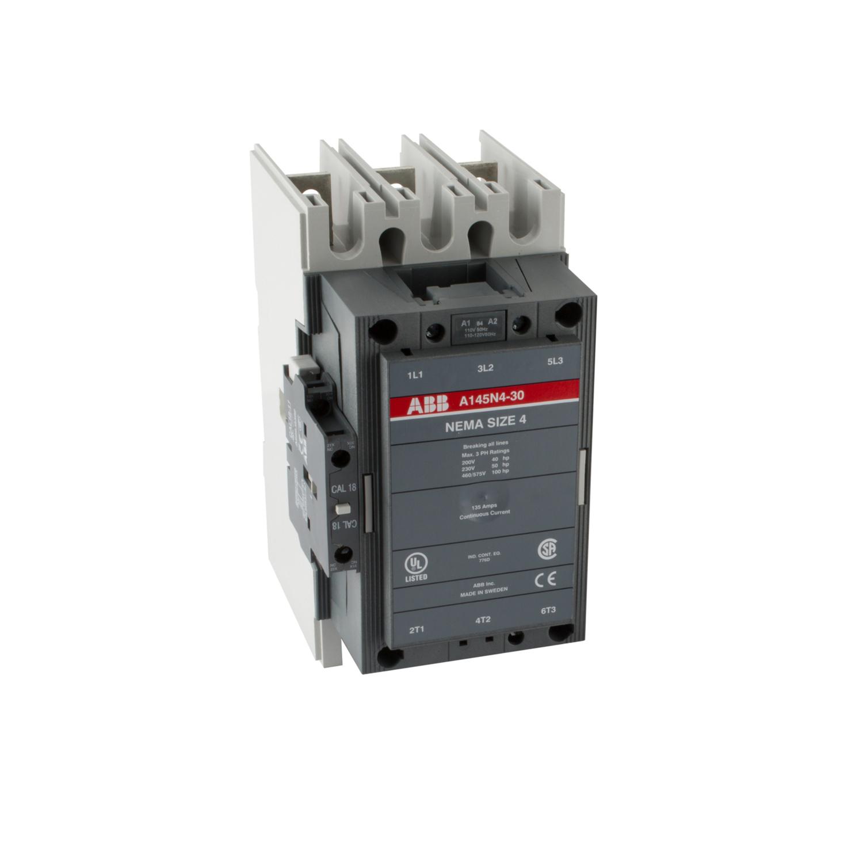 Industrial Control Motor starter controls Contactors   Standard ...