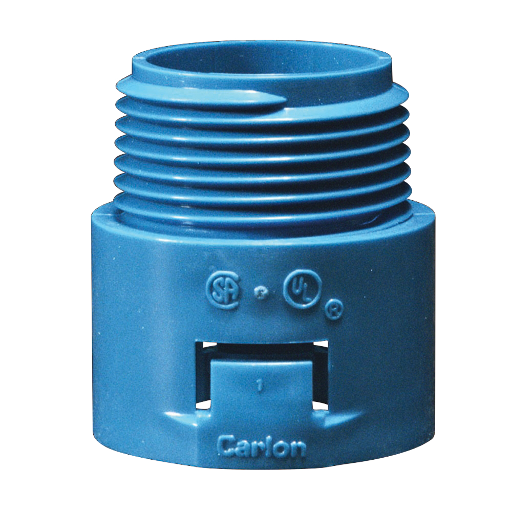 Thomas & Betts 3/4 IN ENT MALE ADAPTER THREADED