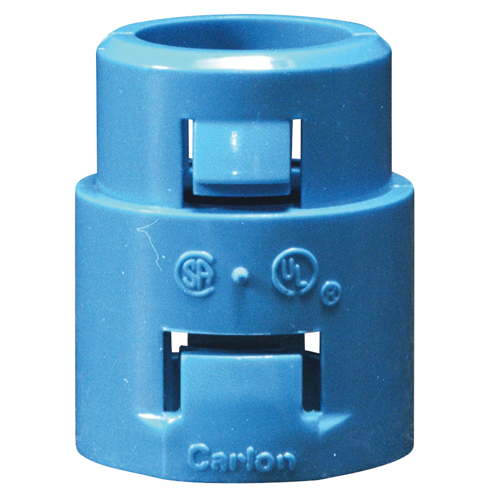 PV A253E 3/4 Blue ENT Male Adapter | OneSource Distributors