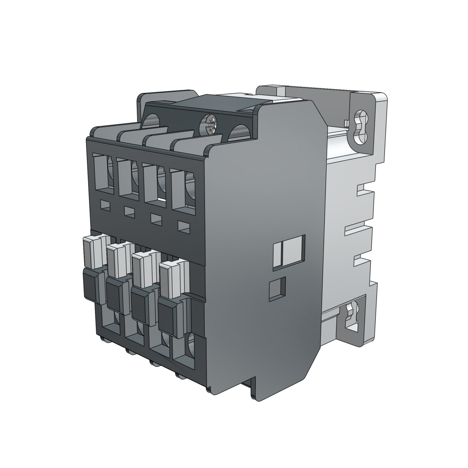Abb A5030 Contactor Wiring Diagrams Library Vfd Control Diagram 3 Pole 25 Amp Non Reversing Across The Line With 480v Ac
