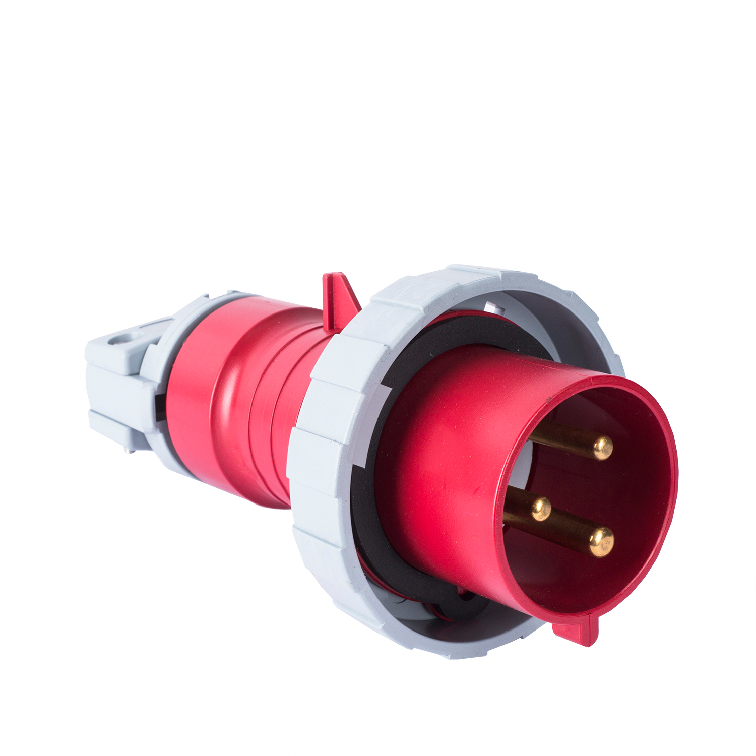 Wiring Devices Electrical Plugs Standard Electric Supply International Fuse Box Connector Iec 60 309 Pin And Sleeve Plug 20 Amp 4 Pole 5