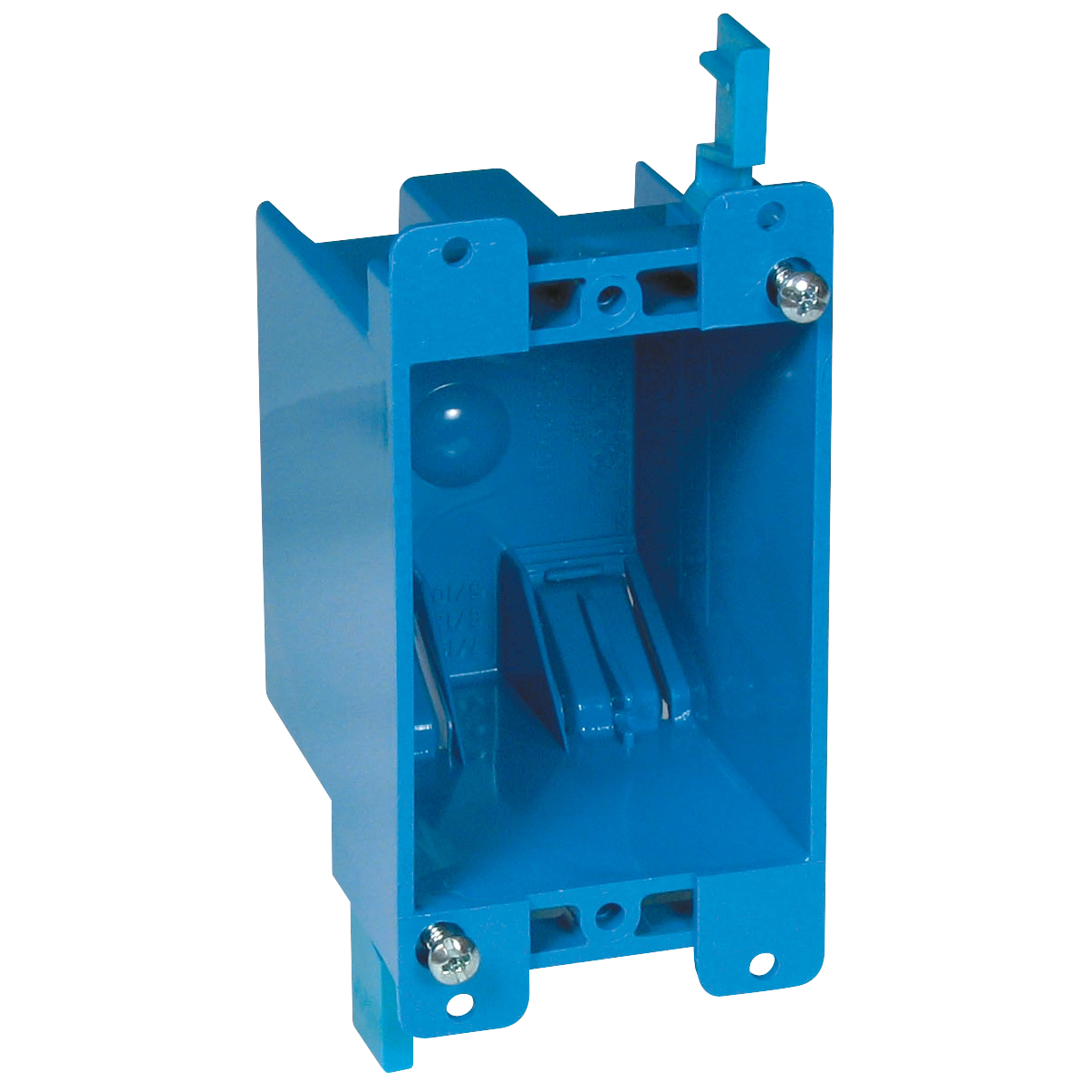 Carlon B114R-UPC 1-Gang 2 Clamp Old Work Outlet Box