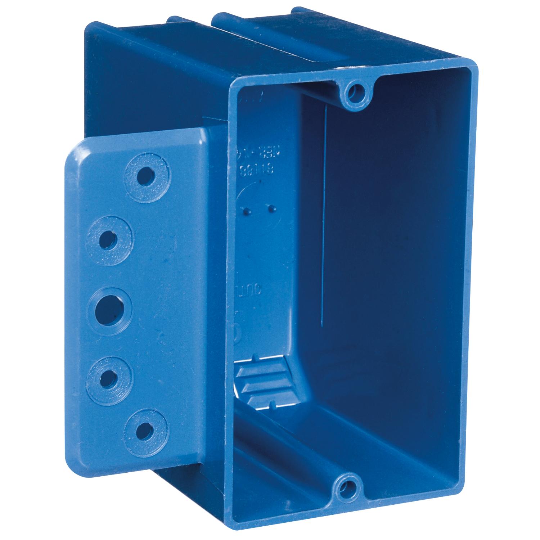 CARLON B118B-UPC 1G SW BOX W/BRKT(CNTX EZ20SB)