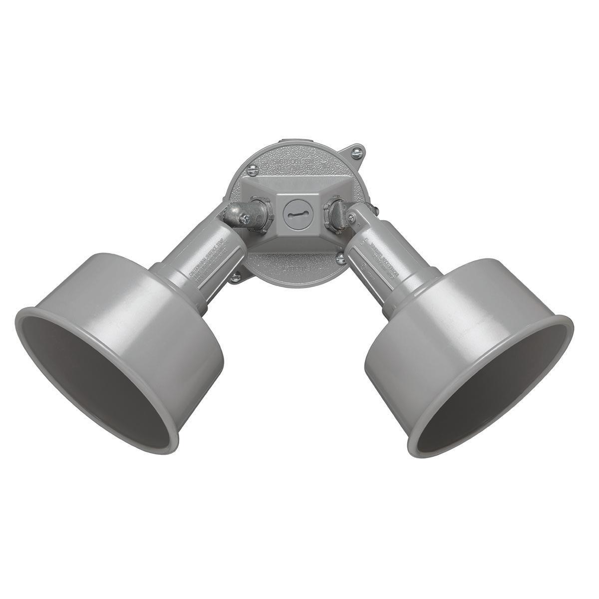 Fonte mall/éable vollbadverzinkt thermique ext/érieur avec vis 1/1//2 B /& T m/étal tube rallonge Raccord T149//Ø 48,3/mm