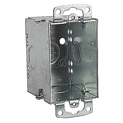 Steel City CW-1/2 Gangable Switch Box