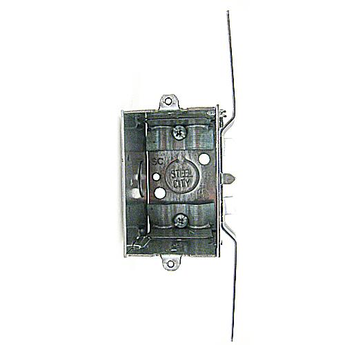 Steel City CWNV-25 2-3/4D NMC BX W/BKT