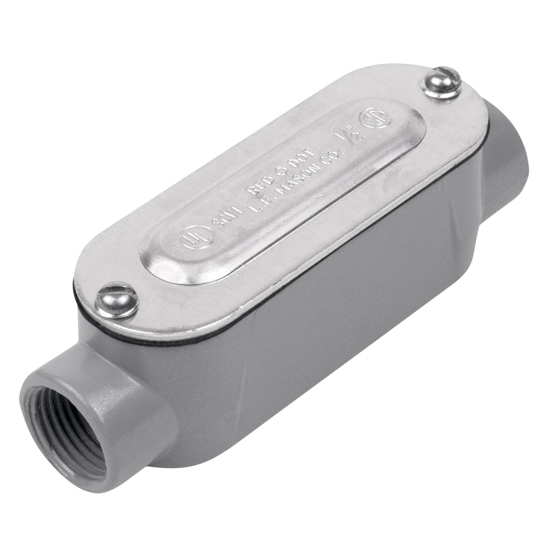 R-DOT DAC-1-CG COND BDY/CVR/GASKET