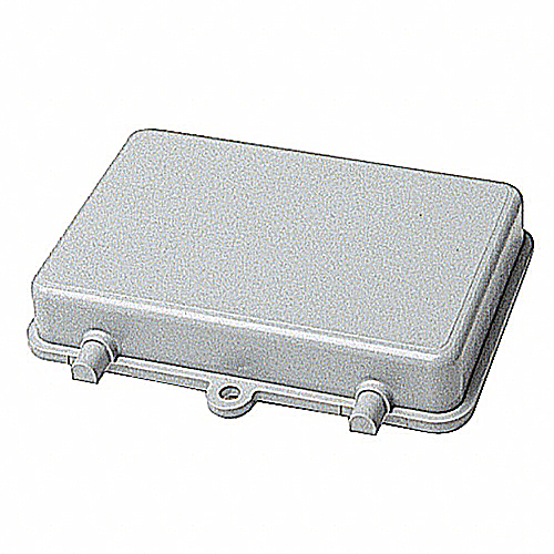 Thomas & Betts DCL224B-1 Dust Cover Thermoplastic