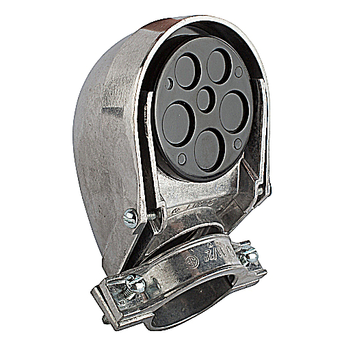 Blackburn/Elastimold DEH150 1 1/2 In Aluminum Service Entrance Head; Type DEH