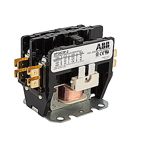 ABB DP30C2P-2 DP CONTR 30A 2P 240/2