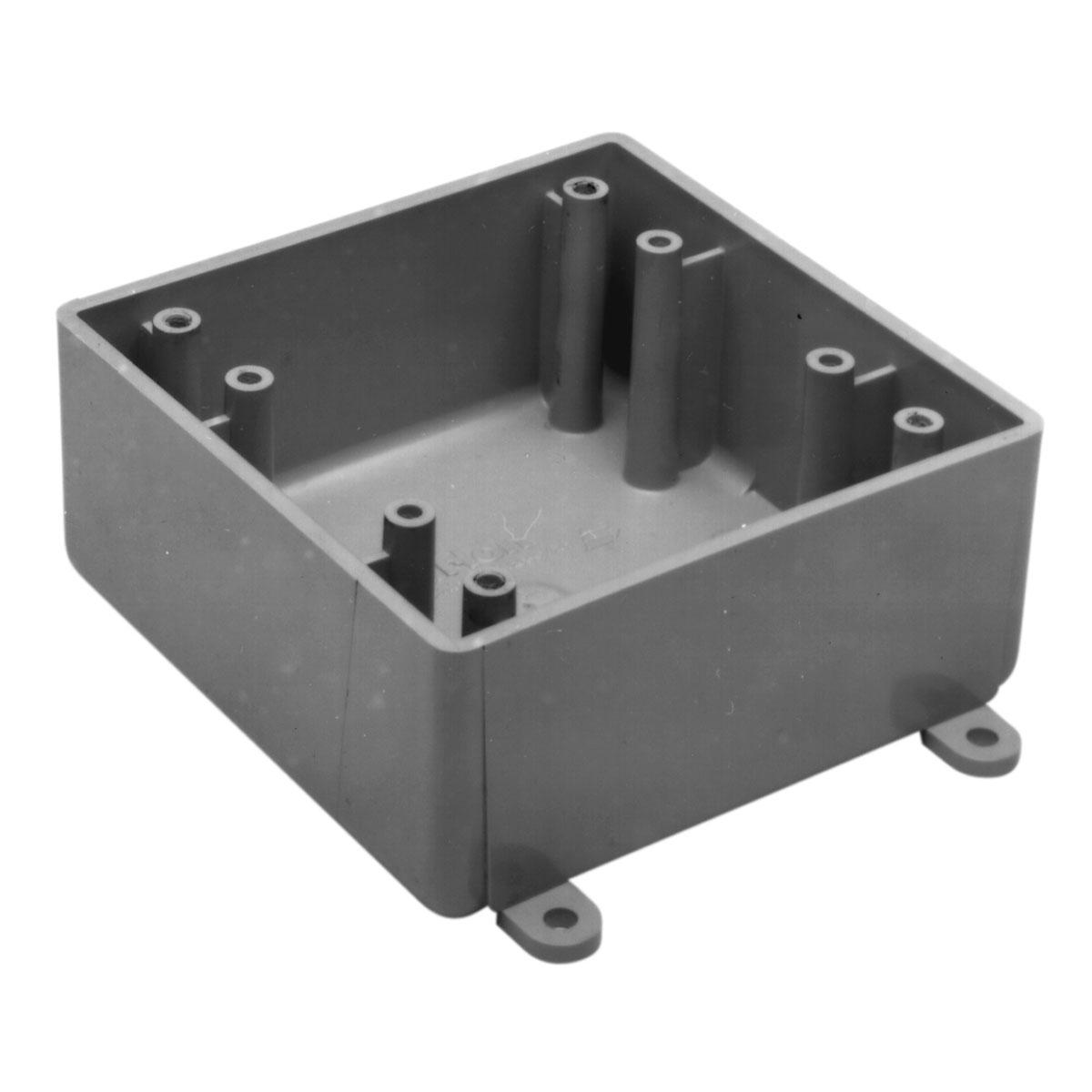 Pvc Electrical Boxes : Conduit raceways pvc fittings boxes