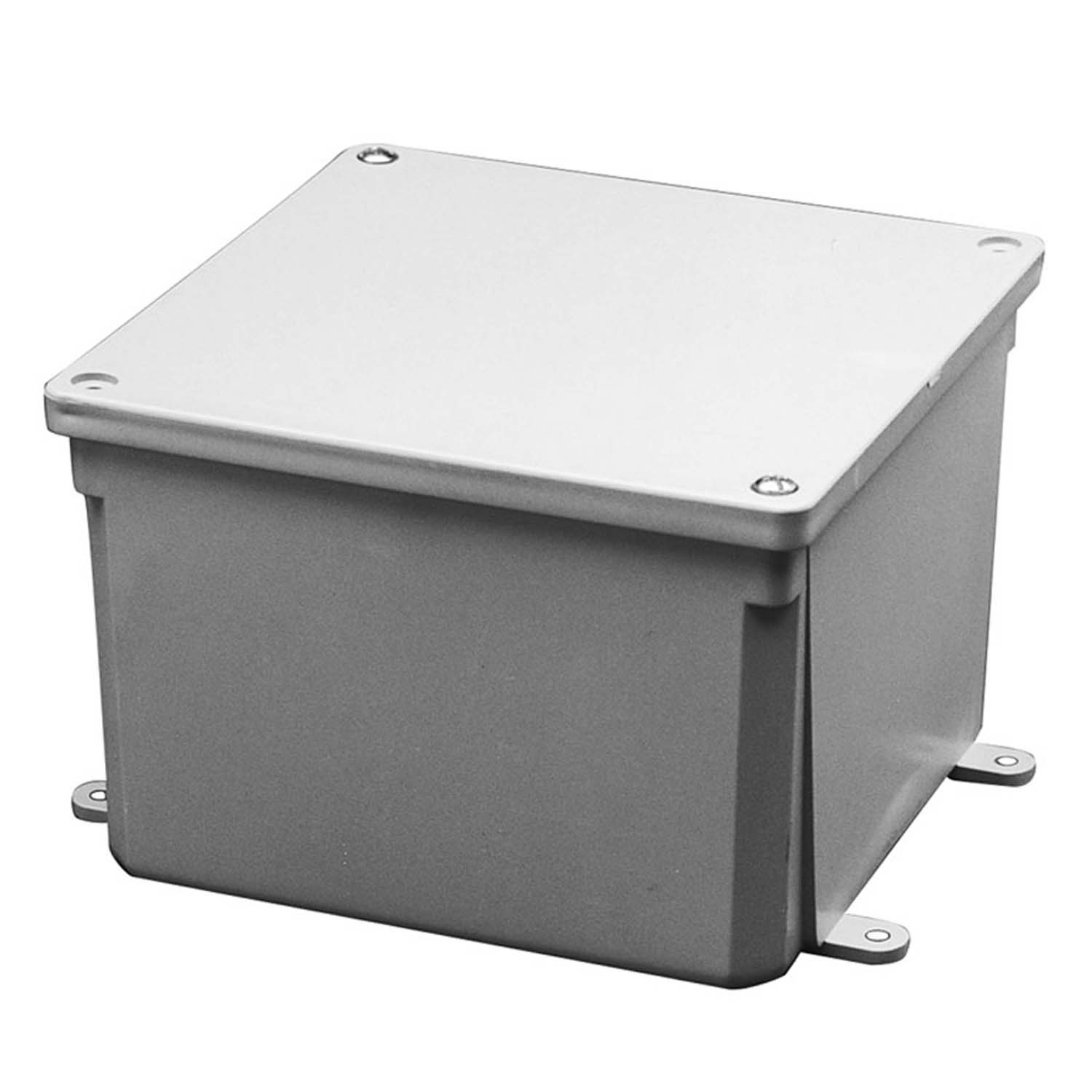 CARLON E989NNJ 4X4X2 JUNCTION BOX
