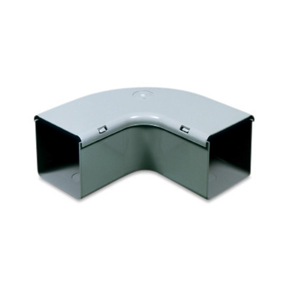 4 X 4 90 DEG BEND/FLAT CVR - WIRE