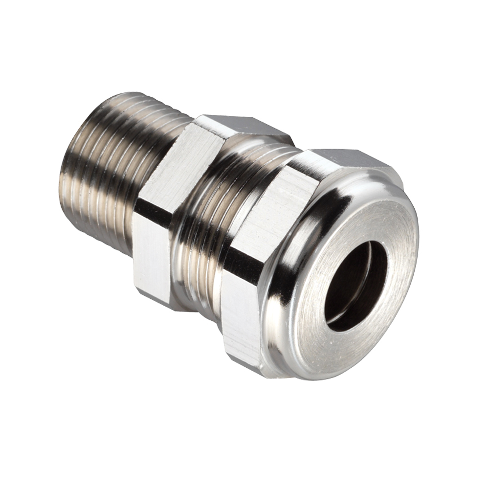 M32 BRASS SC CABLE GLAND 15-26MM
