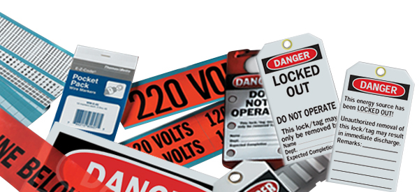 Wire Label Tags | Ez Code Identification Products