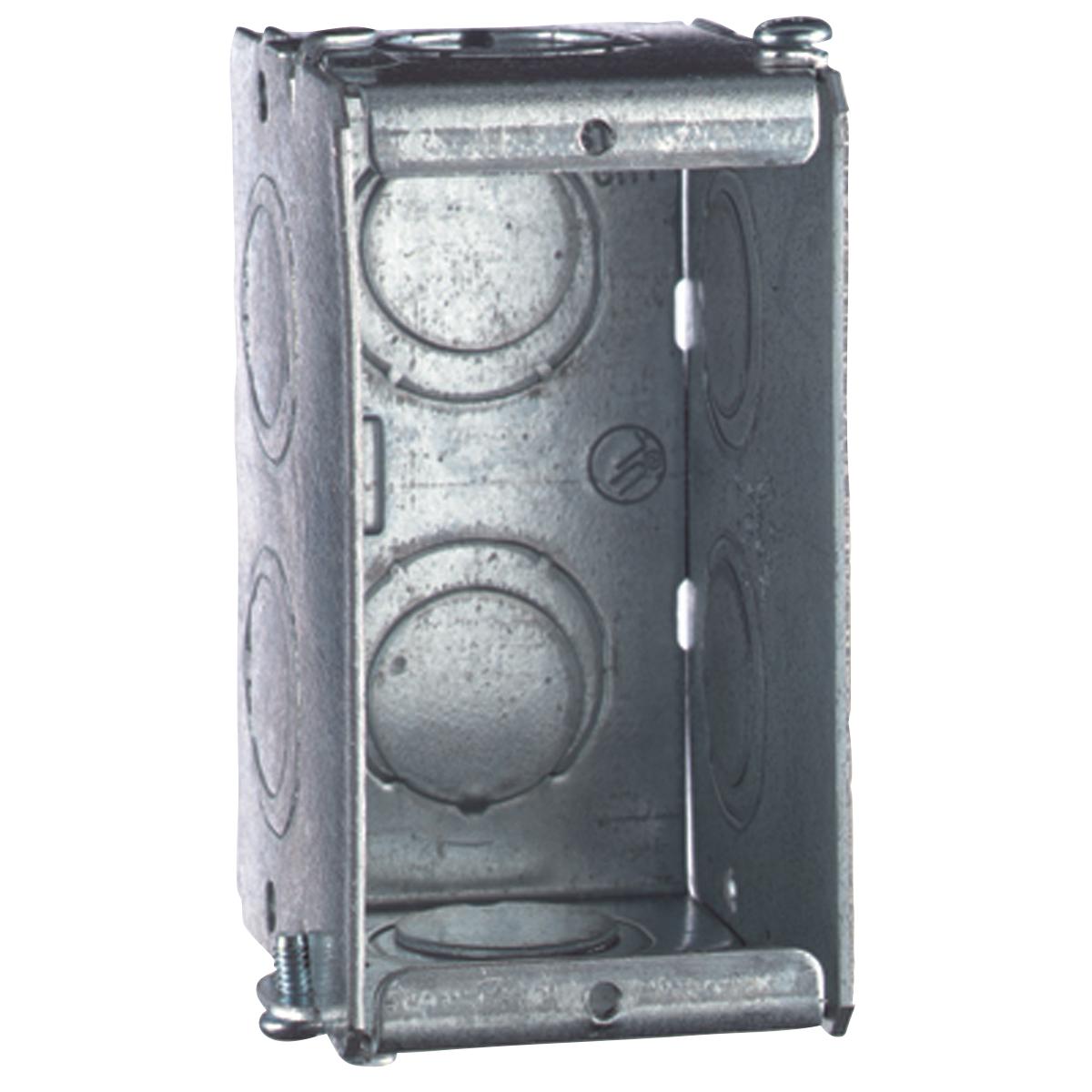 STL-CTY GW125-G 2-1/2D 1G MASON BOX