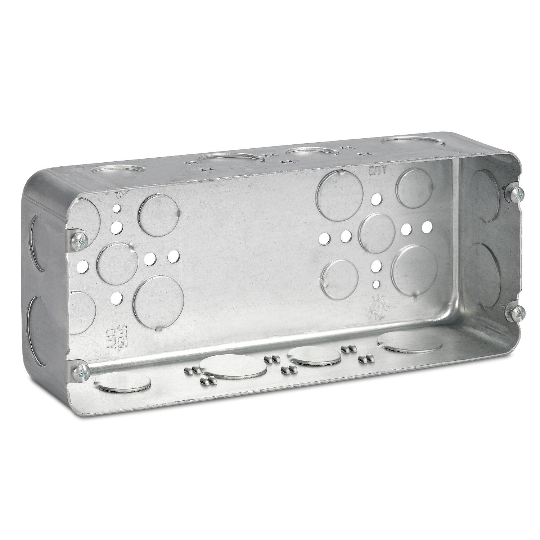 STL-CTY H4BD-3/4-1 4 GANG DEEP BOX1 & 3