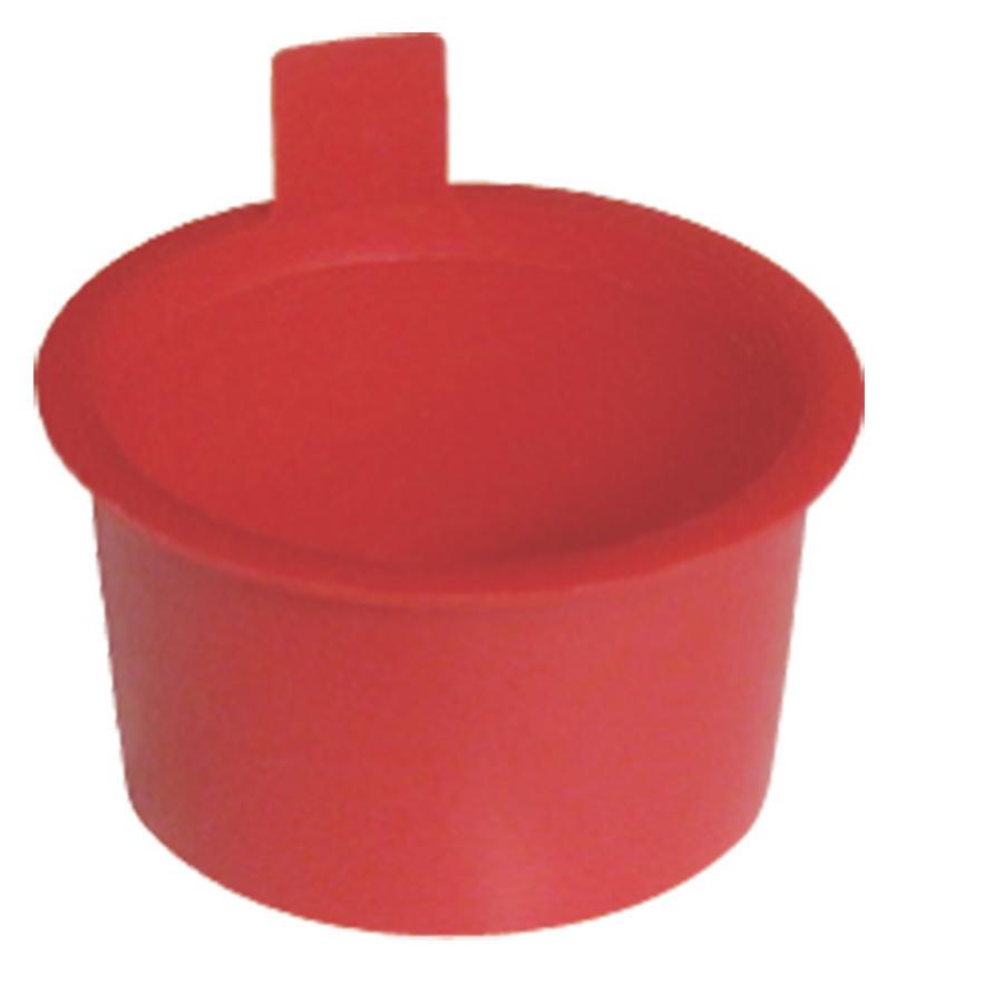 CARLON HL-10R 3/4IN SCH 40 PLUG RED1 = BAG OF 50