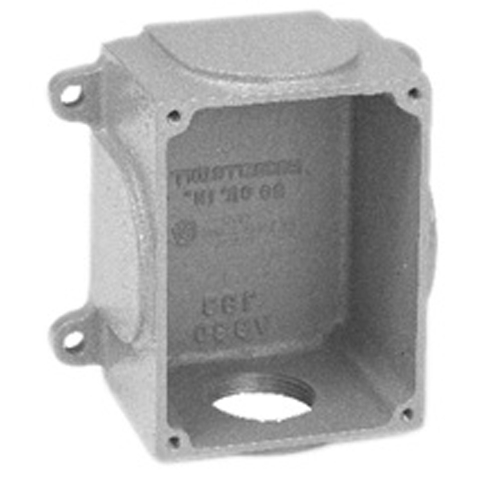 R&S JB6-B150 1G JUNCTION BOX
