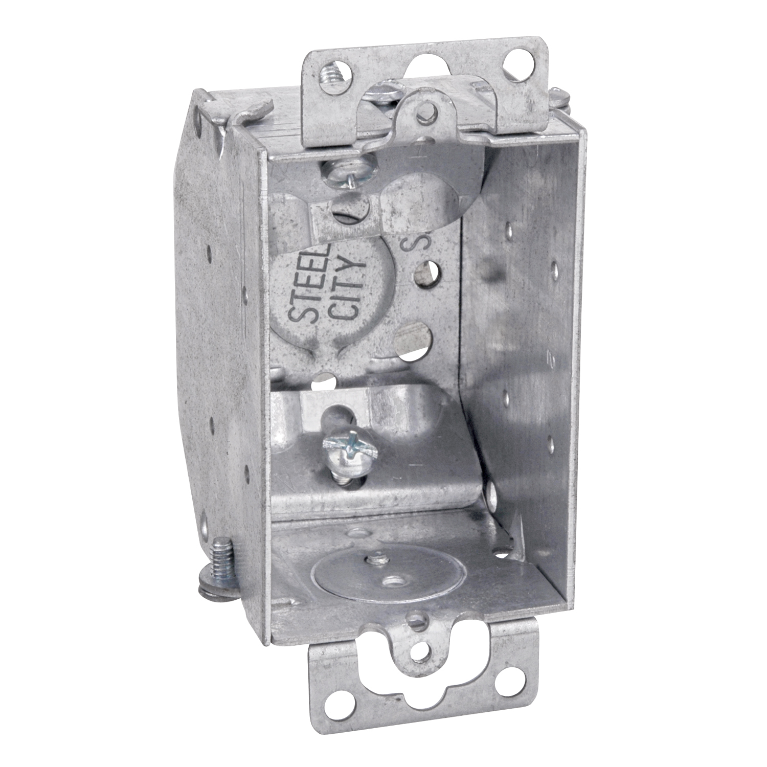 Electrical Boxes Steel Device Switch Boxes | J.H. Larson Company
