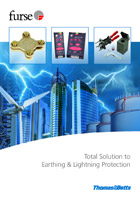 Furse catalogue earthing lightning electronic systems protection