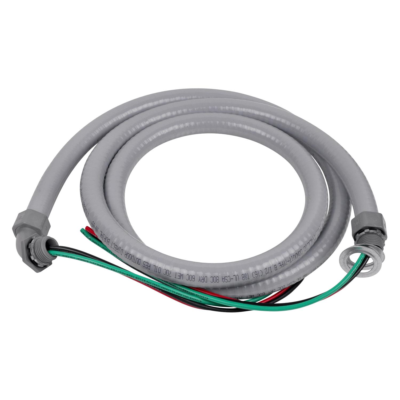 1/2 INCH CONDUIT TUBE W/WIRE 10 GA